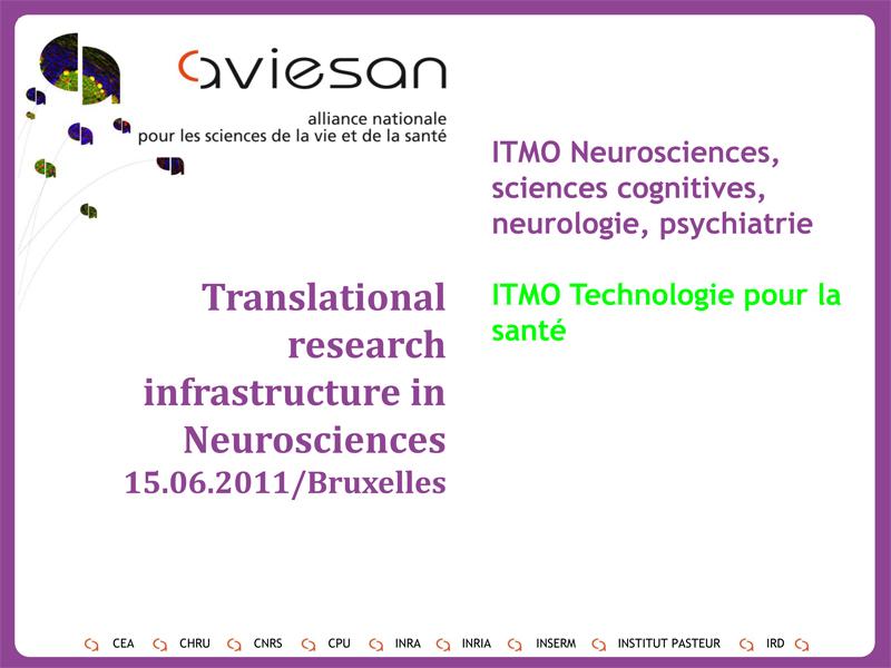 Rencontres de neurologie comportementale